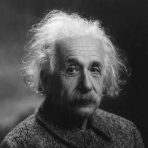 I don't understand how the hell you ended up in the same math class as Kim Kardashian either.  Maybe you should take the aptitude tests a little more seriously and use a number 2 pencil like you were told.  (Einstein image from uidaho.edu)