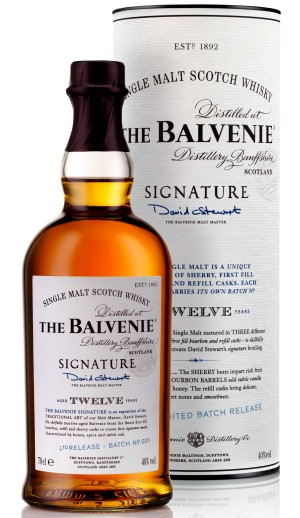 My beloved brother bestowed a bottle of this fine limited edition single malt scotch upon my 50th birthday.  I typically enjoyed it out of a glass.  (Image from luxist dot com)