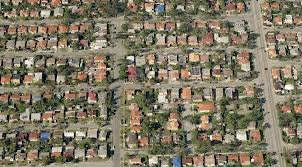 Rumor has it that season 3 of True Detective will be set in the suburbs and they'll just use the same aerial photos over and over. (Image from skyscrapercity dot com)